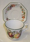 Johnson Brothers FRESH FRUIT CUP and SAUCER