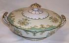 Noritake China ELTOVAR Covered VEGETABLE BOWL