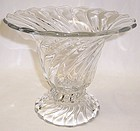 Fostoria Crystal COLONY 6 1/2 Inch High FLARED Top VASE