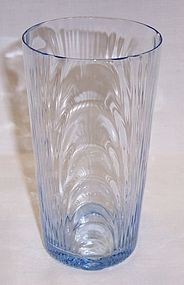 Cambridge Moonlight Blue CAPRICE Flat ICE TEA TUMBLER
