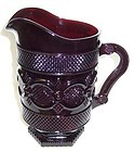 Avon Ruby Red 1876 CAPE COD 8 1/2 Inch WATER PITCHER