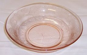 MacBeth Evans Pink DOGWOOD 5 1/2 Inch CEREAL BOWL