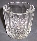 Westmoreland Crystal PANELED GRAPE 3 1/4 OLD FASHION