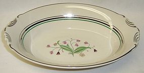 Syracuse China CORALBEL 10 Inch Oval VEGETABLE BOWL
