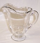 Fostoria Crystal CENTURY 6 1/4 Inch High MILK or JUICE PITCHER