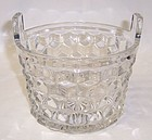 Fostoria Crystal AMERICAN 5 3/4 Inch ICE TUB or ICE BUCKET