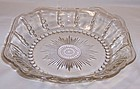 Federal Crystal Depression COLUMBIA 8 Inch LOW SOUP BOWL