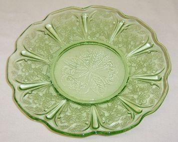 Jeannette Green CHERRY BLOSSOM 6 Inch DESSERT PLATE