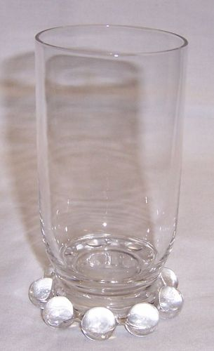 Imperial Crystal CANDLEWICK 4 Inch 5 Ounce FLAT JUICE TUMBLER