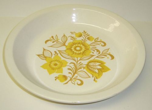 Royal China USA JUBILEE 10 Inch PIE PLATE or PIE BAKER