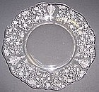 Cambridge Crystal ROSE POINT 8 Inch SALAD PLATE