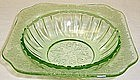 Jeannette Green ADAM 5 3/4 Inch CEREAL BOWL