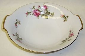 Sango China Japan MOSS ROSE 8 1/2 Inch ROUND BOWL
