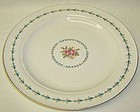 Hall China MOUNT VERNON 10 Inch DINNER PLATE