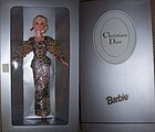 1995 Mattel White CHRISTIAN DIOR BARBIE Doll,Ltd Ed-MIB