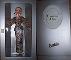 1995 Mattel White CHRISTIAN DIOR BARBIE Doll,Ltd Ed-MIB