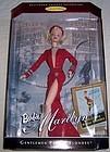 1997 Mattel White MARILYN MONROE Barbie Doll Col Ed-MIB