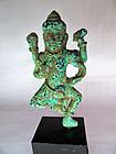 Bronze Khmer statue - Cambodia