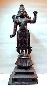 Bronze Rama statue - India