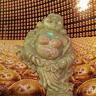 Opal figure of Budai
