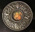 Silver Tibetan Gau or Travel Altar