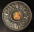 Silver Tibetan Gau or Travel Altar