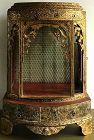 Wood Burmese Boeddha altar