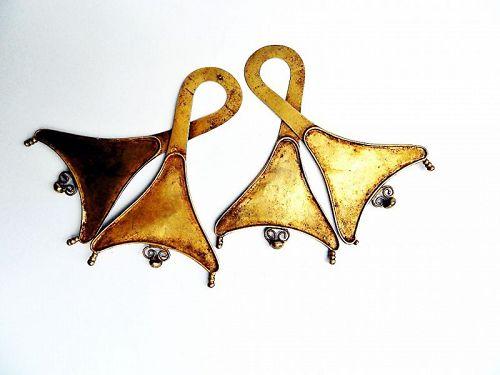 Traditional Maluku pectoral ornaments
