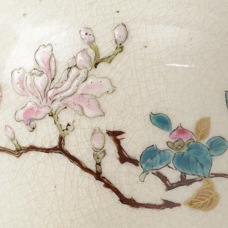 Early & Fine Small Japanese Satsuma-Style Vase, 19th C.