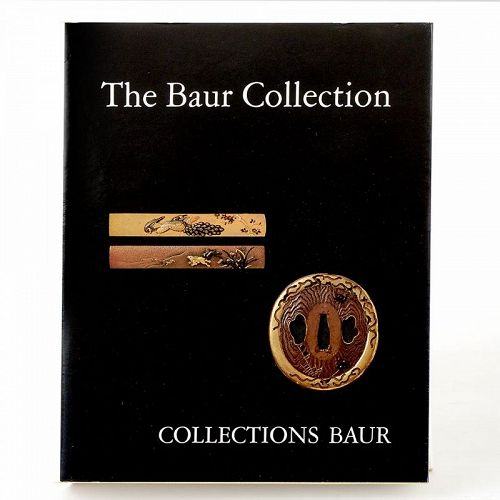 "The Baur Collection ""Japanese Sword-Fittings"" by B.W. Robinson, Lim."