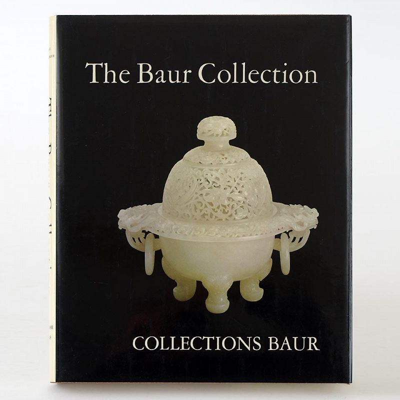 "The Baur Collection ""Chinese Jades & Other Hardstones"", Limited Book."