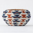 Native American Paiute Beaded Basket, 1st Half 20th C.