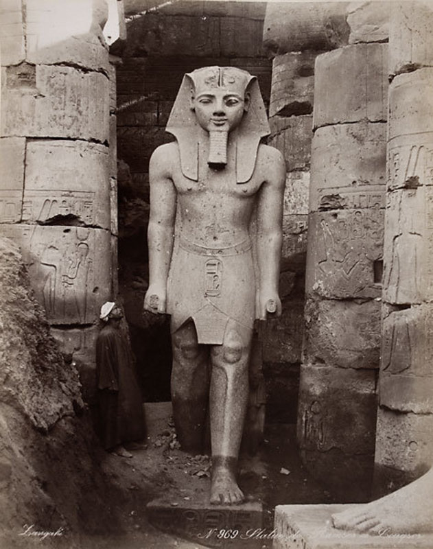 Album with views of Ancient Egypt, Photographs 26 to 37