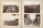 4 Historical Photos from Java, Batavia, 19th C.