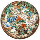 Japanese Kutani Porcelain