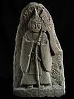 Stone Shinto God Kami Shinzo Edo 18/19 c.
