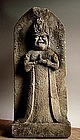 Stone Bato (Horse-Head) Kannon Bosatsu Showa 20 c.