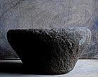 Stone Mizubachi Water Basin Edo Zen Wabi-Sabi