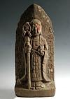 Stone Jizo Bosatsu Bodhisattva Buddha Kannon Taisho