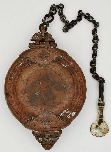 Ceylon Lime Box Killotaya Antique - Glenn Erso Collection