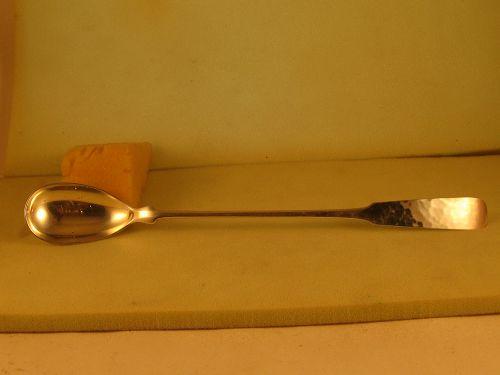 Stirring spoon by Porter Blanchard; Burbank, CA; mid-20th C.