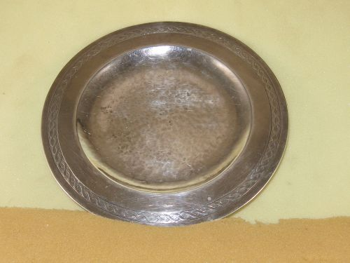 Tray by Adolphe Kunkler, Boston,1st qtr. 20th C.