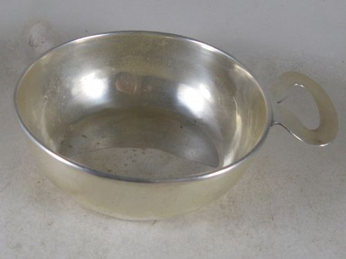 Porringer by Edward H.. Breese, Chicago, c. 1930's