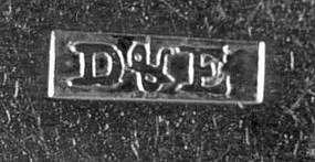 Tablespoon by Dyer & Eddy, Boston, circa 1805