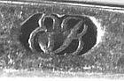 Tablespoon by Ezekiel Burr; Providence, RI; circa 1810