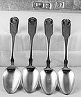 4 Tablespoons, circa 1820