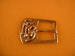 Belt buckle by Kalo