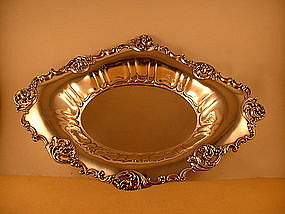 Centerpiece bowl by Meriden Brittania; CT; circa 1890's