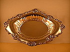 Centerpiece bowl by Meriden Brittania; CT; circa 1890's