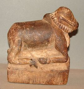 Tibetan Ceremonial Cow